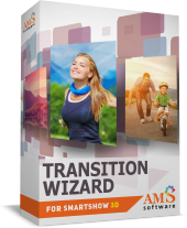 Transition Wizard for SmartSHOW 3D